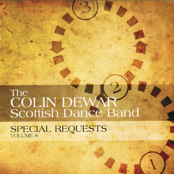 Colin Dewar Scottish Dance Band - Special Requests Volume 8