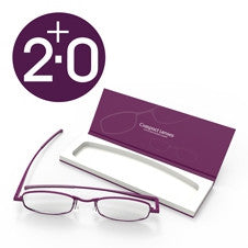 Compact Reading Glasses - Orchid 2.0