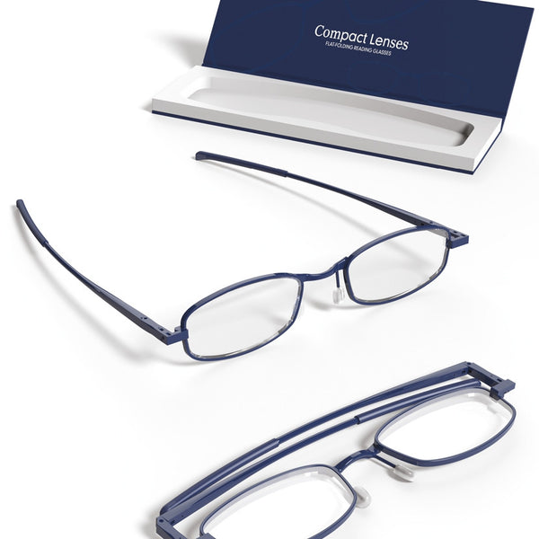 Compact Reading Glasses - jet
