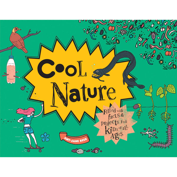 Amy-Jane Beer - Cool Nature