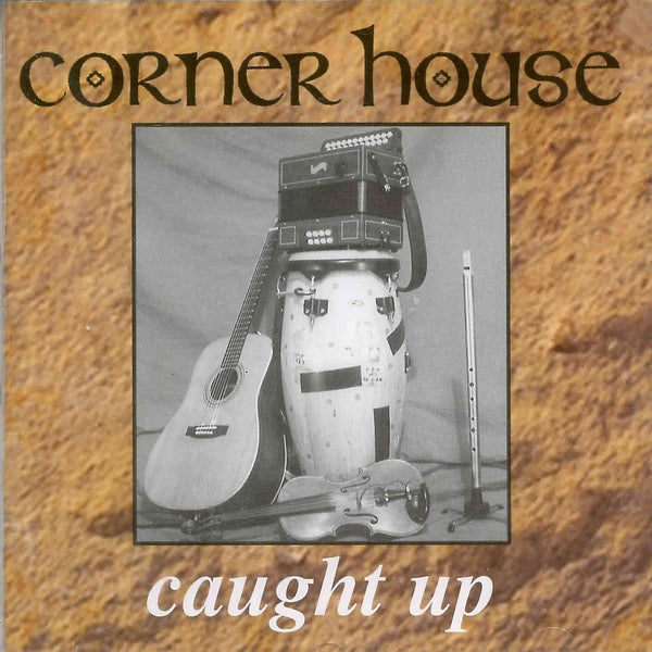 Corner House - Caught Up CD front