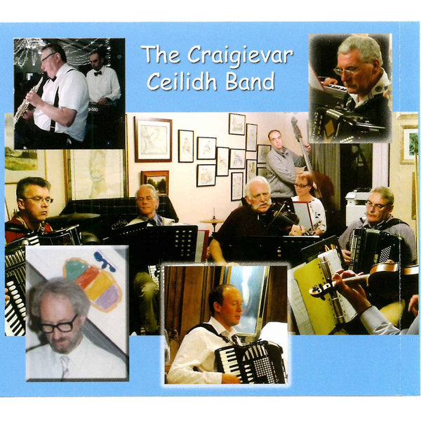 Craigievar Ceilidh Band - A Perfect Day At Shielburn inlay inside