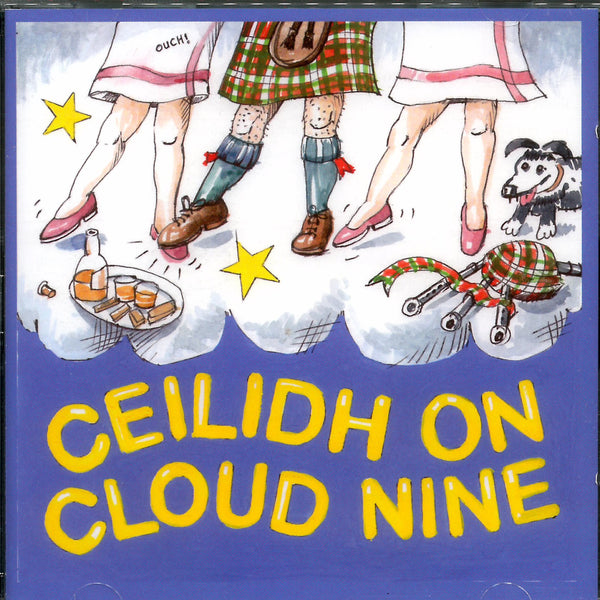 Craigievar Ceilidh Band - Ceilidh On Cloud Nine CD