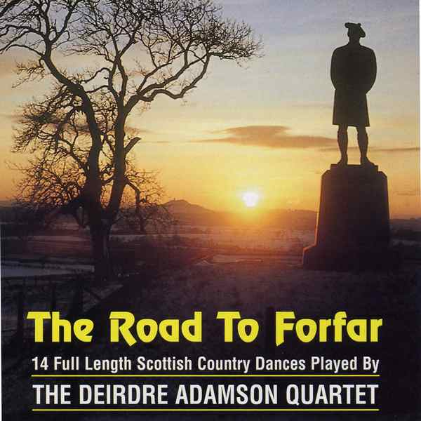 Deirdre Adamson Quartet - The Road To Forfar DACD0225