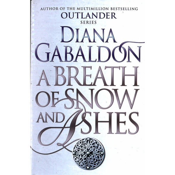 Diana Gabaldon - A Breath Of Snow And Ashes front