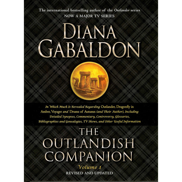 Diana Gabaldon - The Outlandish Companion Volume 1 front