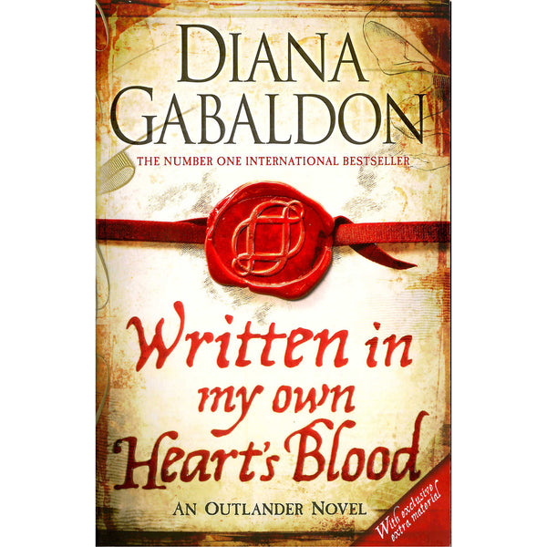 Diana Gabaldon - Outlander 8 - Written In My Own Heart's Blood