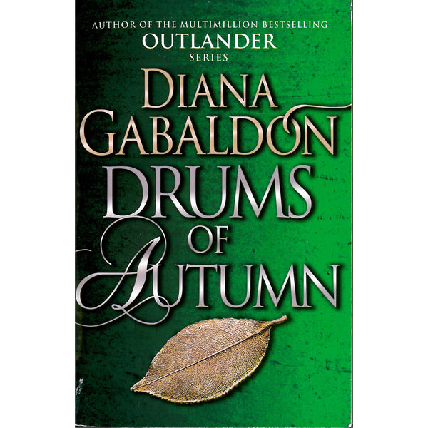 Diana Gabaldon - Drums Of Autumn book