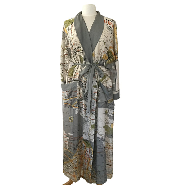 Dressing Gown - NYC - front