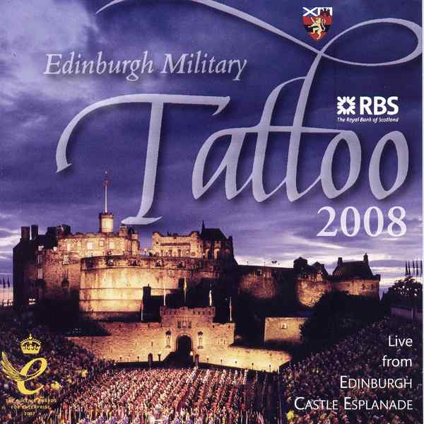 Edinburgh Military Tattoo 2008 CD EMTCD125