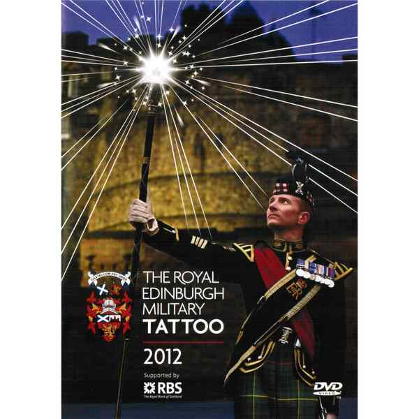 Edinburgh Military Tattoo 2012 DVD Emtdvd129