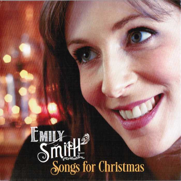Emily Smith - Songs For Christmas CD front