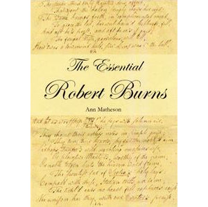 Essential Robert Burns - Ann Matheson - front cover