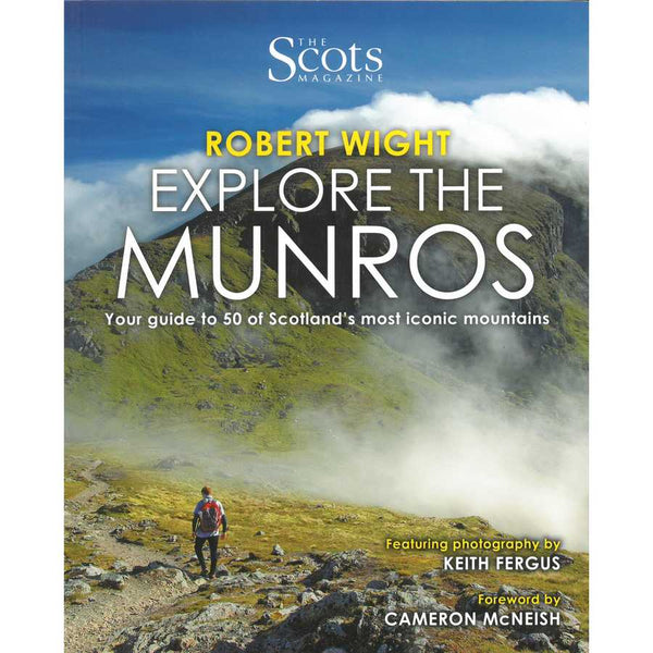 Explore The Munros by Robert Wight front
