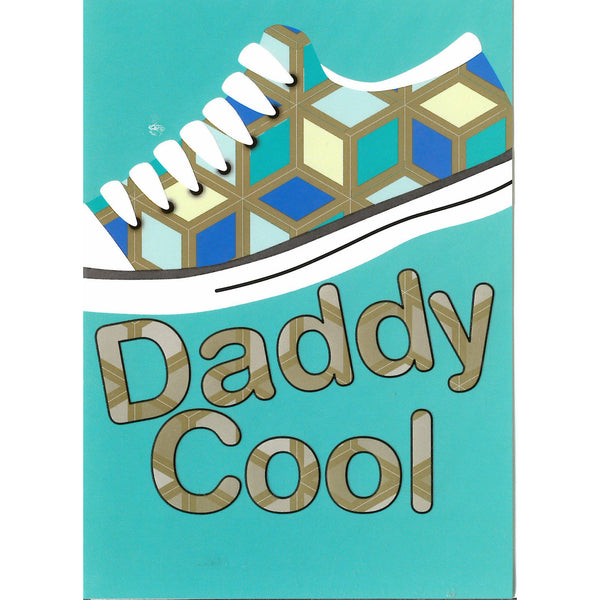 Father's Day Card - Daddy Cool