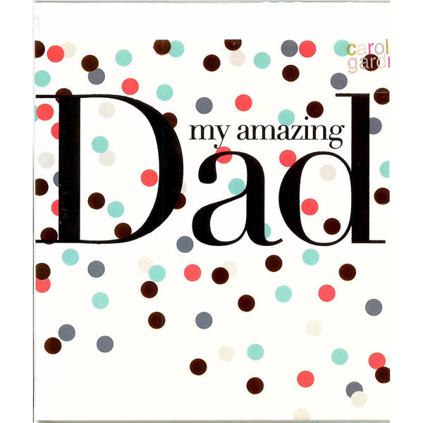Father's Day Card - My Amazing Dad