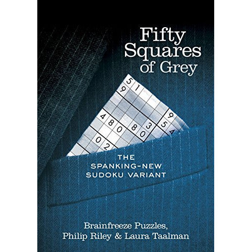 Fifty Squares Of Grey