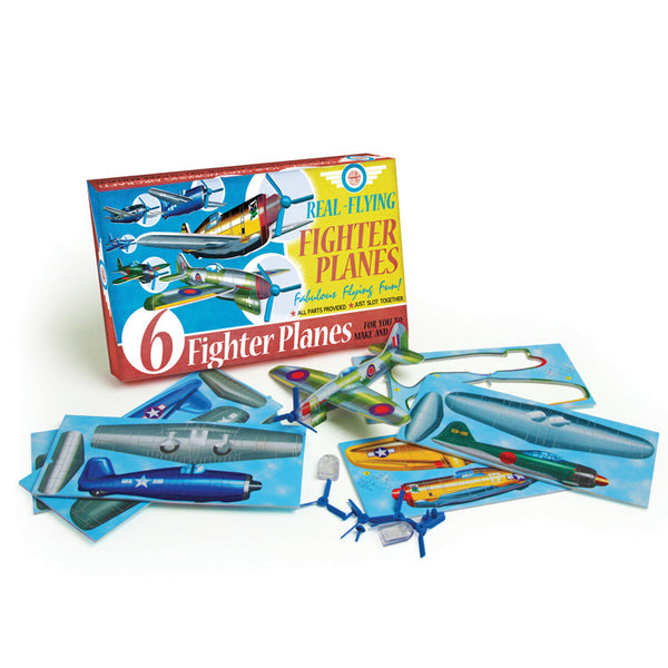 Real Flying Fighter Planes Kit