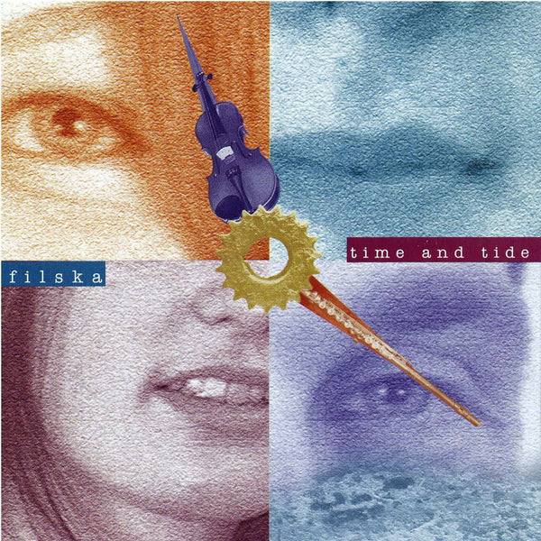 Filska - Time And Tide: Shetland Fiddle Music CD