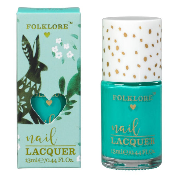 Folklore Rich Colour Nail Lacquer Elderflower