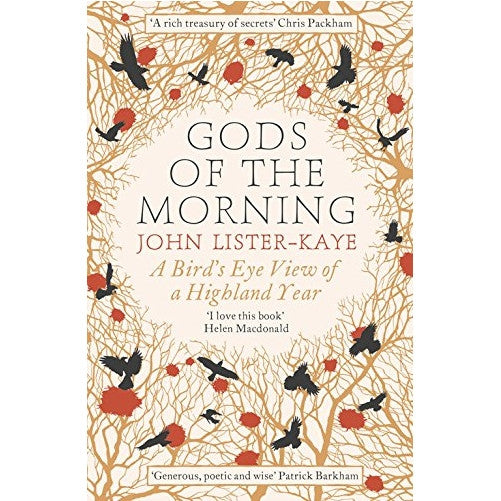 John Lister-Kaye - Gods Of The Morning - front cover
