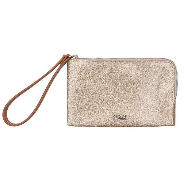 Gold Glitter Essential Purse ESP104