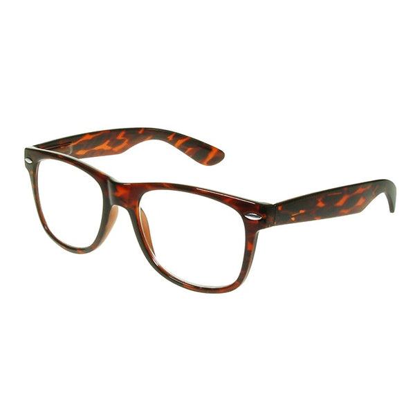Goodlookers Big Billi Reading Glasses Tortoiseshell GL2219 side