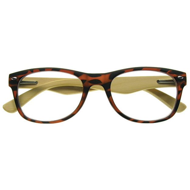 Goodlookers Reading Glasses Oakland Tortoiseshell gl2220 front