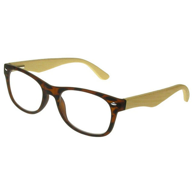 Goodlookers Reading Glasses Oakland Tortoiseshell gl2220 side