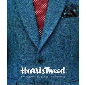 Harris Tweed From Land To The Street B012901