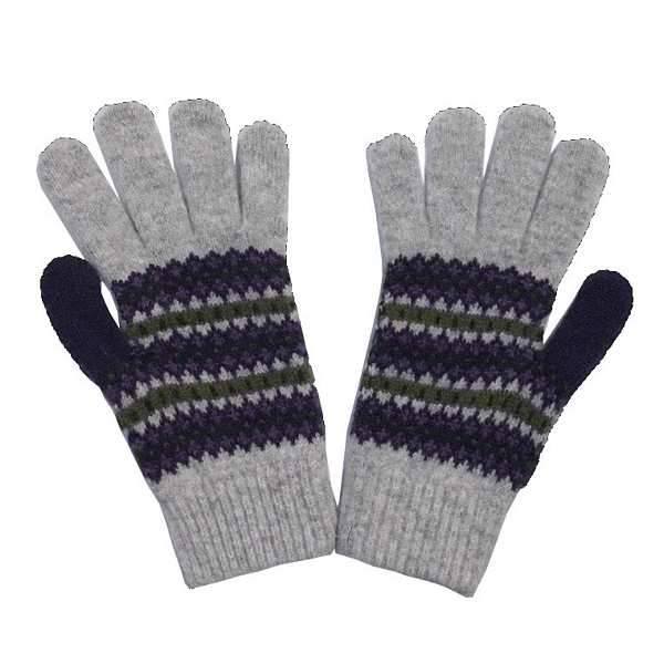 Harry Potter Hermione Granger Fairisle Gloves GL574 701