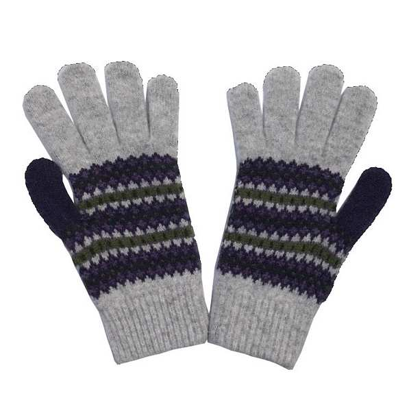 Hermione Granger Harry Potter Gloves - Fairisle patterned gloves