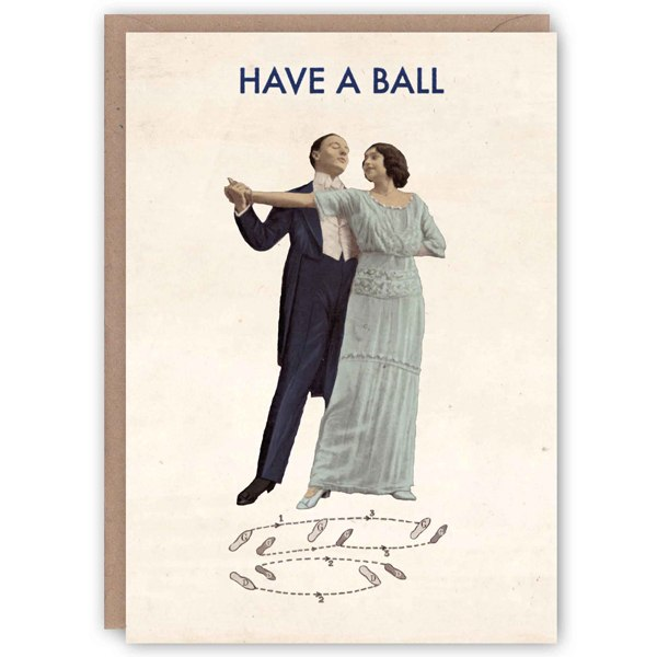 Have A Ball Card PB712