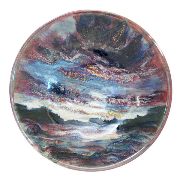 Highland Stoneware Sunset Flared Bowl Large 0630DSS