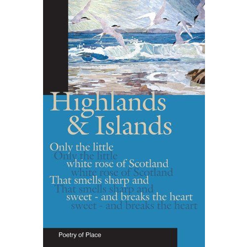 Highlands & Islands Poetry of Place book front