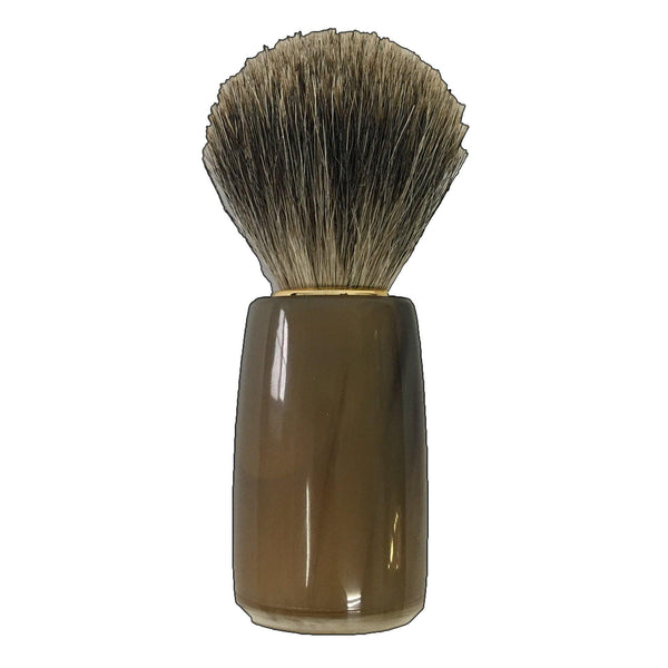 Oxhorn & Pure Bristle Shaving Brush