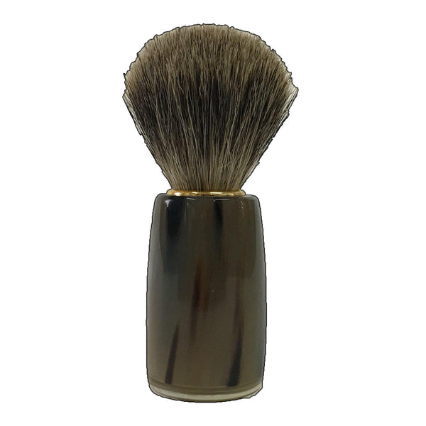 Ox horn & Pure Bristle Shaving Brush
