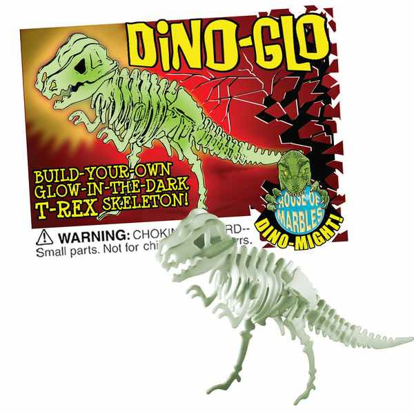 House Of Marbles Dino-Glo Model Kit 222133