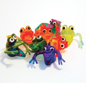 Rubbery Finger Monsters