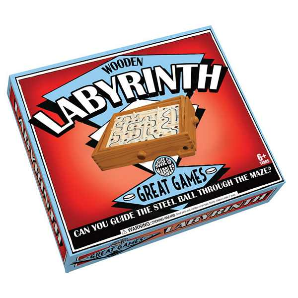 House Of Marbles Labyrinth 245855 in box