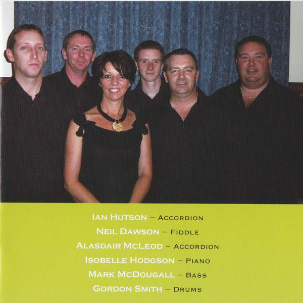 Ian Hutson & His Scottish Dance Band - Let's Celebrate CD booklet inside 2
