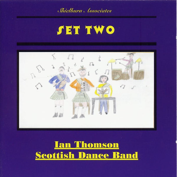 Ian Thomson Scottish Dance Band - Set Two CD