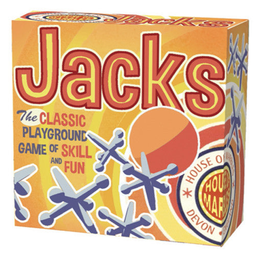 Jacks: The Classic Playground Game Of Skill And Fun