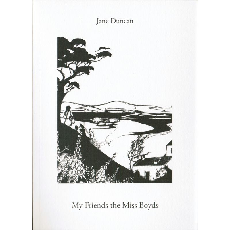 Jane Duncan - My Friends The Miss Boyds Paperback front cover
