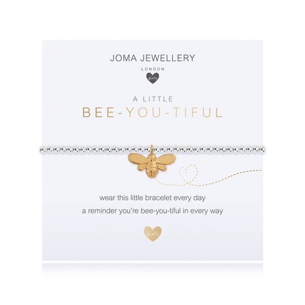 Joma Jewellery A Little Bee-You_Tiful Childs Bracelet C483