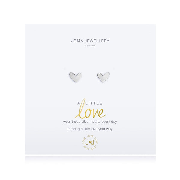 Joma Jewellery A Little Love Earrings 2694