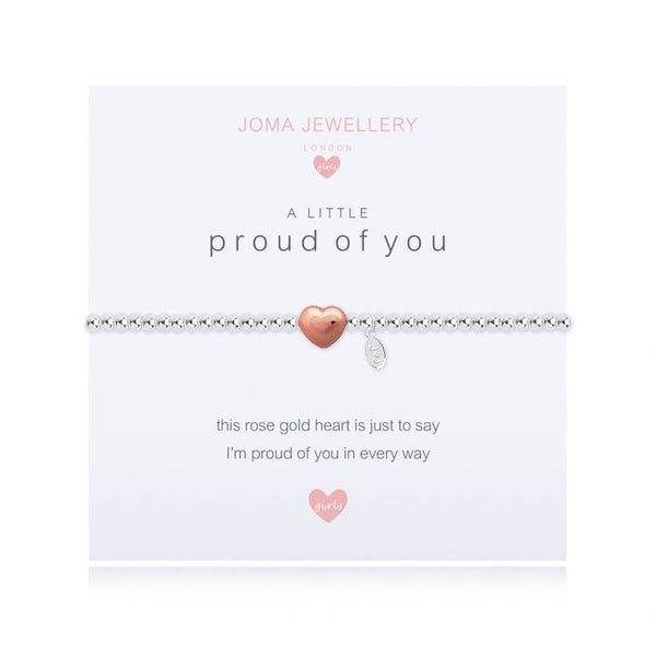 Joma Jewellery A Little Proud Of You Child Bracelet C326