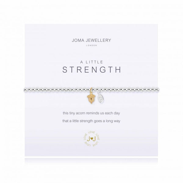 Joma Jewellery A Little Strength Bracelet 1003