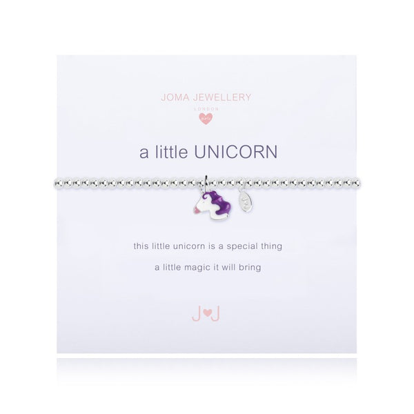 Joma Jewellery A Little Unicorn Bracelet C357