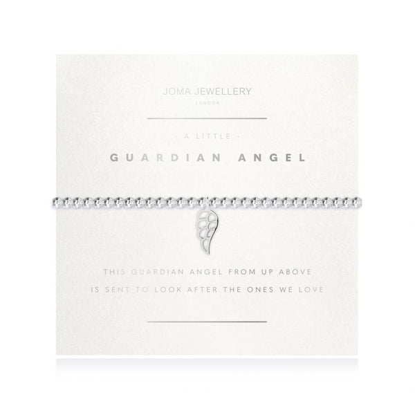 Joma Jewellery Guardian Angel Facetted Bracelet 3194